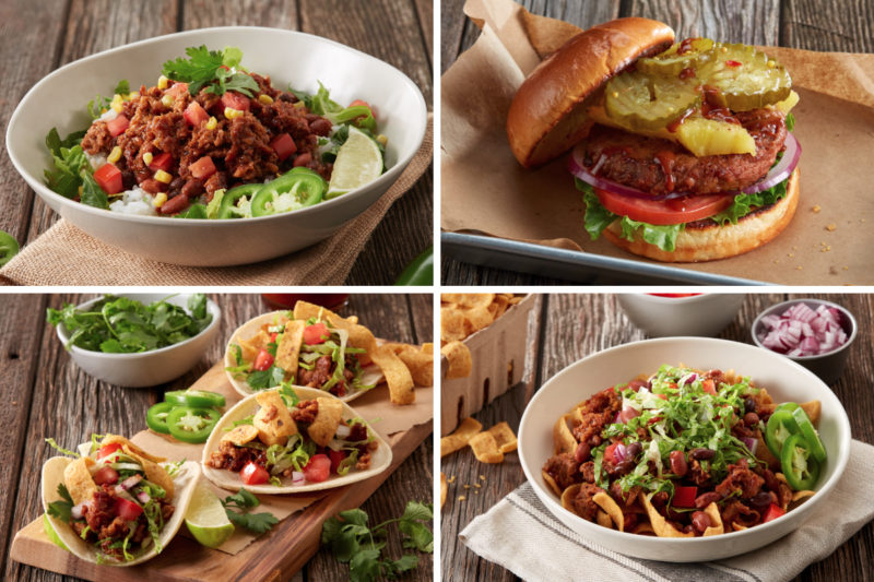 Famous Dave's in July announced it had partnered with Beyond Meat to launch a test of plant-based protein menu items. Famous Dave's said it has been experimenting with different recipes and ingredients for months.