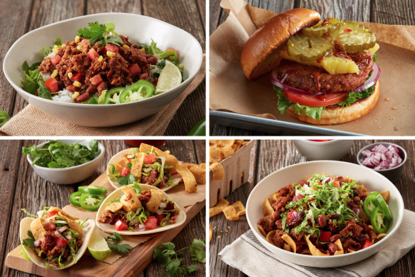 Famous Dave's Beyond Meat partnership