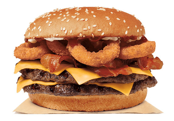 Burgerking slide