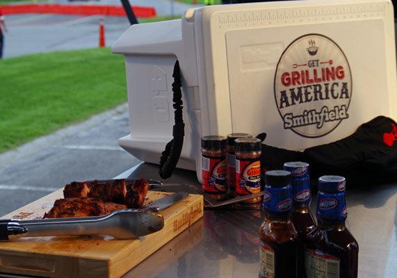 Smithfield grilling america