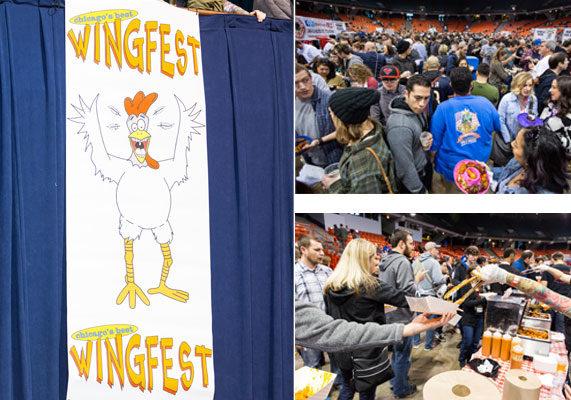 Wingfest banner