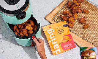 Ingredients daring breaded nuggets