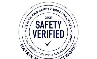 Matrix safetyverifiedseal 2021 smaller
