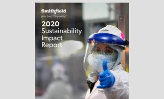 Smithfield foods sustainability smaller