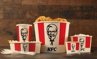 Kfc canada compostable packaging