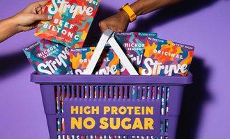 Ingredients snacks stryve biltong