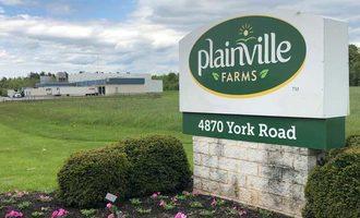Plainville farms sign