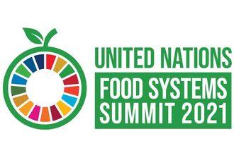 Un food systems logo