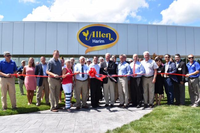 Allen Harim headquarters Millsboro