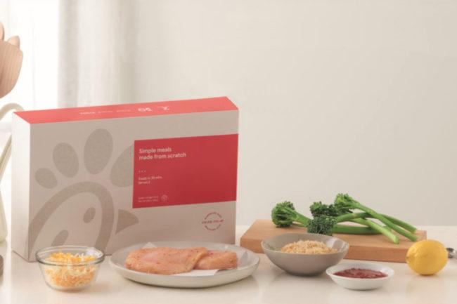 Chick-fil-A Mealtime Kits