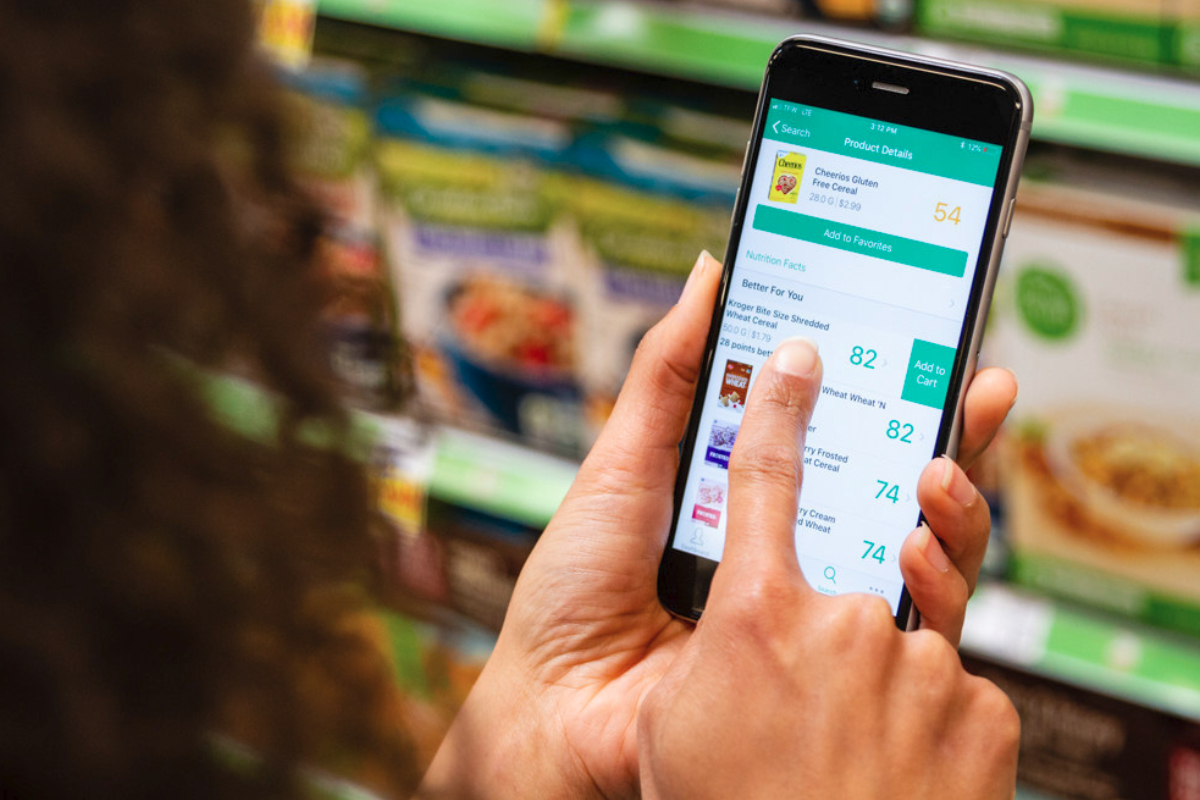 Kroger launches personalized nutrition