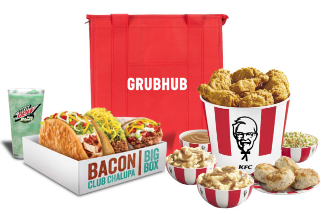 Yum! Brands delivery