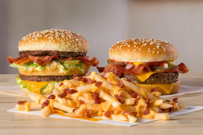 McDonalds Bacon
