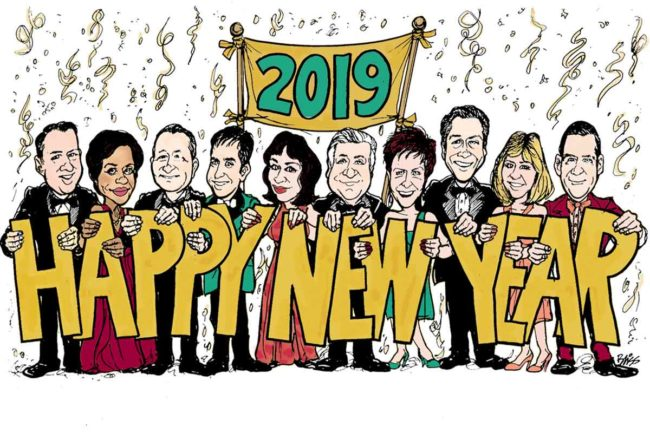 Happy New Year! From MEAT+POULTRY