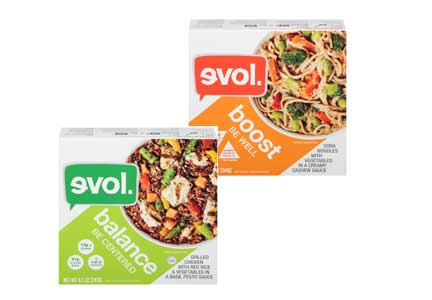 Shelf-life extension achieved by adding salt to food formulations isn't necessary for health-focused frozen food brands like evoL.