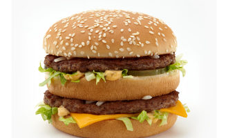 Big-mac-smaller