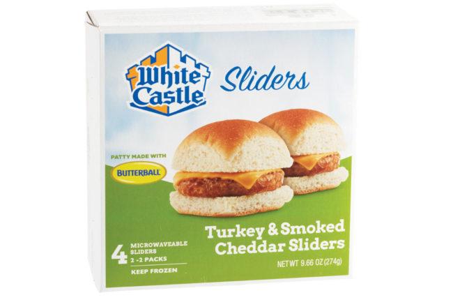 White Castle Turkey