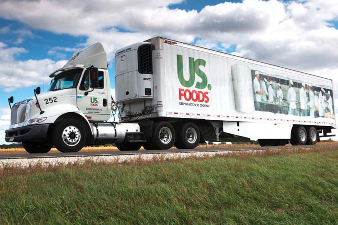 US Foods Trucks