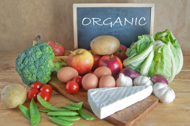 Organic Shutterstock