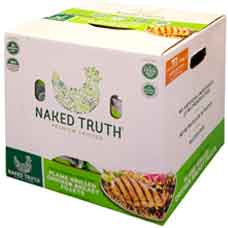 The sous vide technology combined with Wayne Farms' methods used to produce Naked Truth are considered game changers.