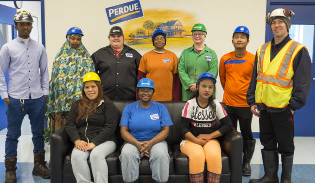 Perdue Farms diversity