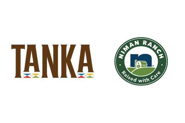 Tanka and Niman Ranch have formed a partnership.