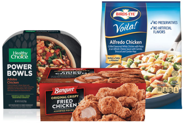 Conagra Brands chicken