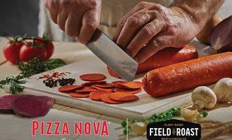 Field roast pizza nova