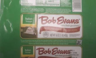 Bob evans smallerest