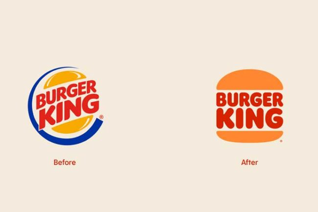 Burger King has launched a new brand identity.