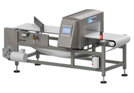 Advanced Detection Systems offers its ProScan Max III conveyor and pipeline system throughout the meat industry.