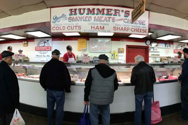 Hummer's Meats strives to stay ahead of the competition.