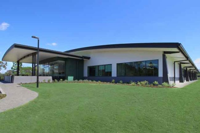 JBS Australia recently unveiled a new head office in Dinmore, Queensland, Australia.