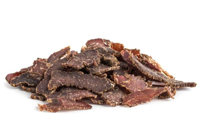 Biltong, a meat snack with origins in South Africa, is finding new fans among American consumers.