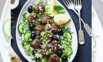 Superior farms lamb meatballs