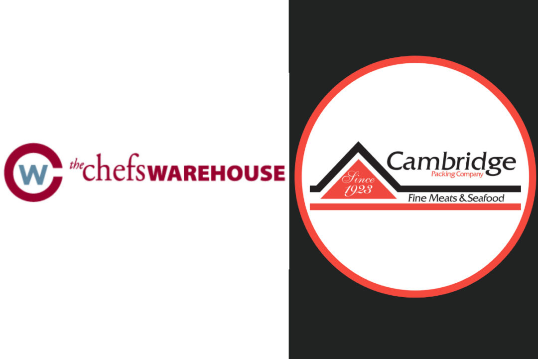 Chefs warehouse Cambridge