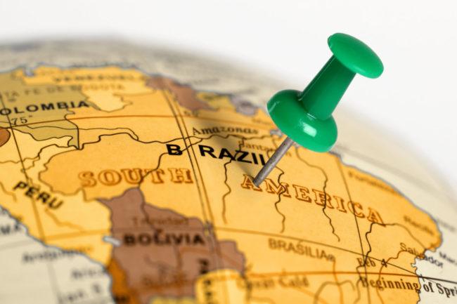 Brazil small