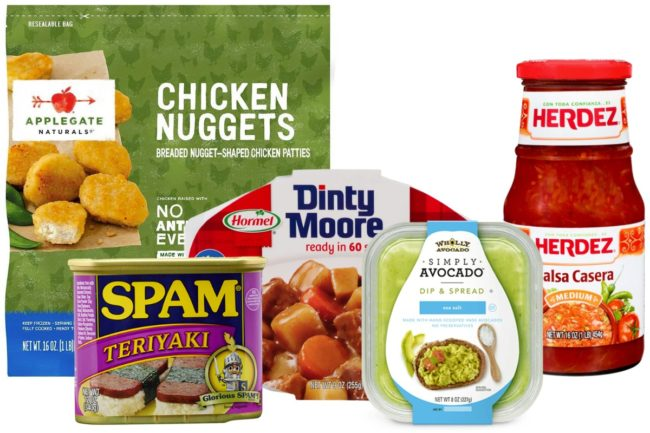 Hormel Brands smaller