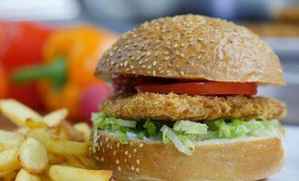 Future meat technologies sandwich smallerest