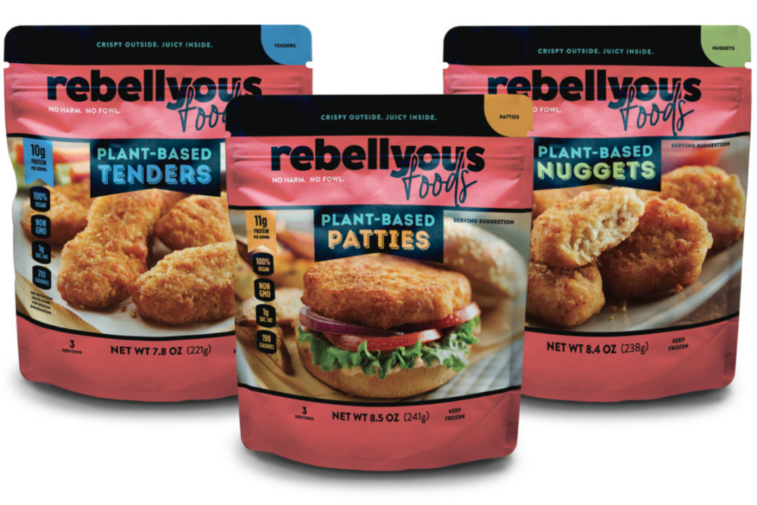 Rebellyous nuggets