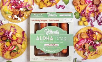 Ingredients gilberts aloha tacos