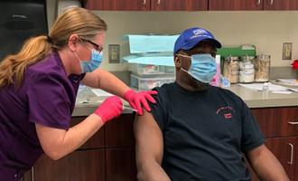 Perdue covid vaccine