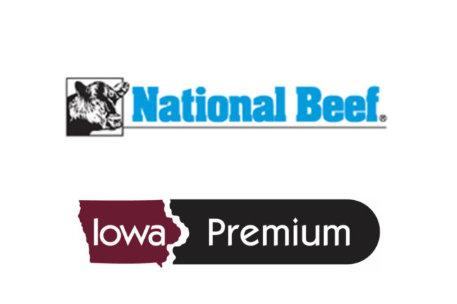 National Beef Iowa premium