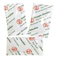The concept of oxygen absorbers in jerky packages was commercialized in the late 1970s.