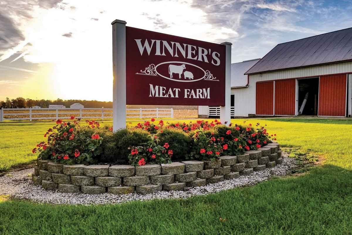 Four generations of Winners have been producing meat for 91 years at Winner's Meats.