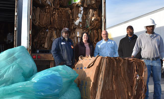 Perdue farms recycle