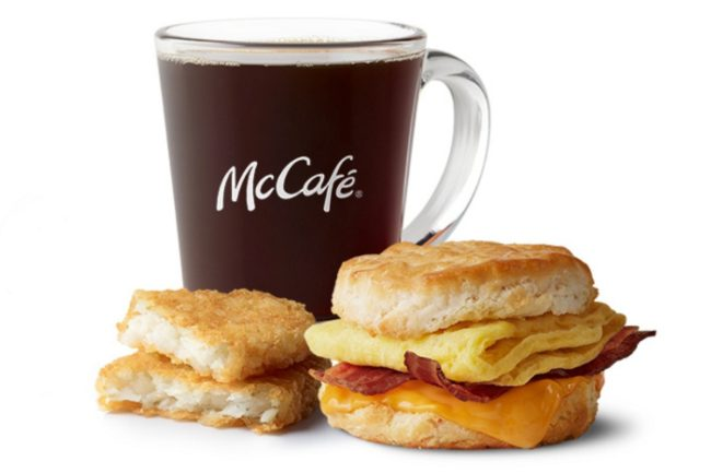McDonalds small