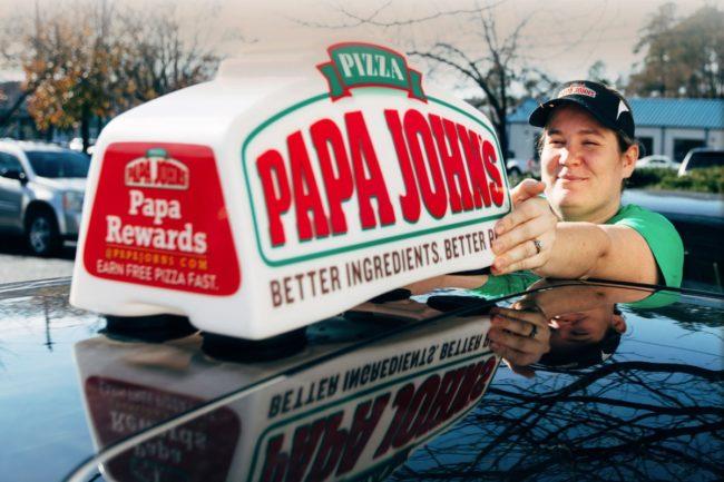 Papa Johns smaller