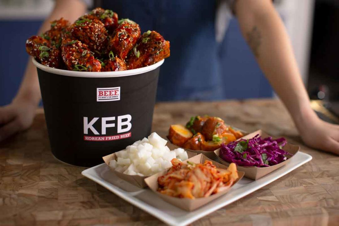 Chef Esther Choi shows how to make Korean Fried Beef.