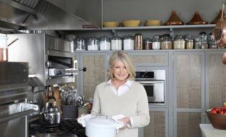 Martha stewart smaller